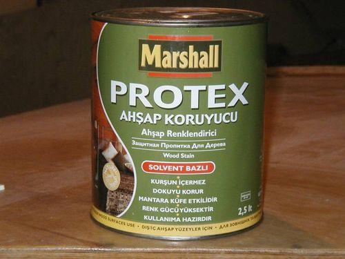 Пропитка фирмы Маршал