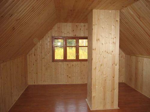 Комната на чердаке своими руками фото фото 644