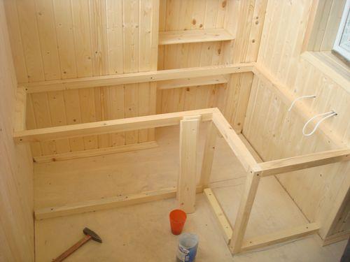 Шкаф из панелей своими руками