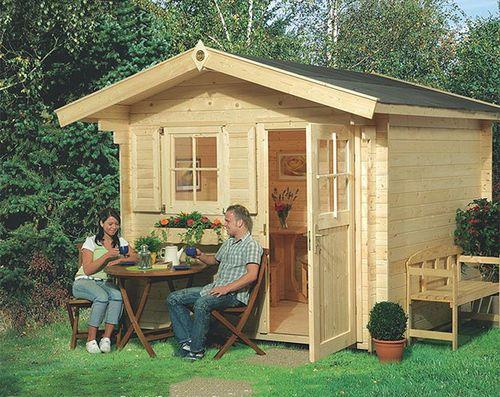 Как сделать садовый или детский домик из вагонки